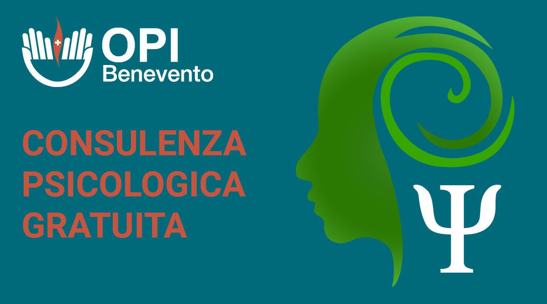 Consulenza psicologica gratuita per gli iscritti OPI Benevento