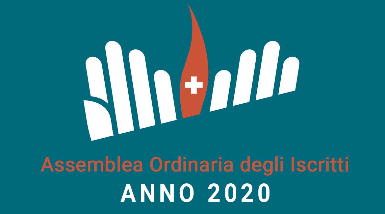 Assemblea Ordinaria degli Iscritti anno 2020